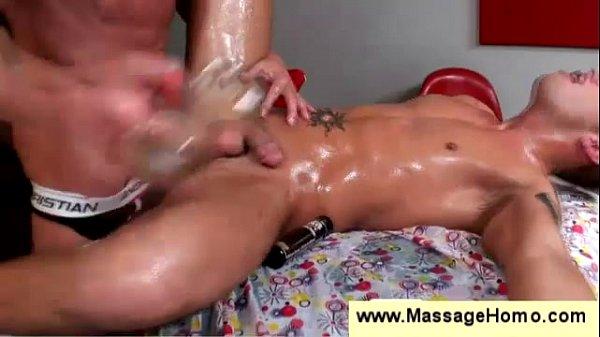 Cliente saiu satisfeito depois da massagem